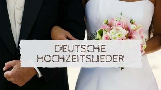 Deutsche Hochzeitslieder