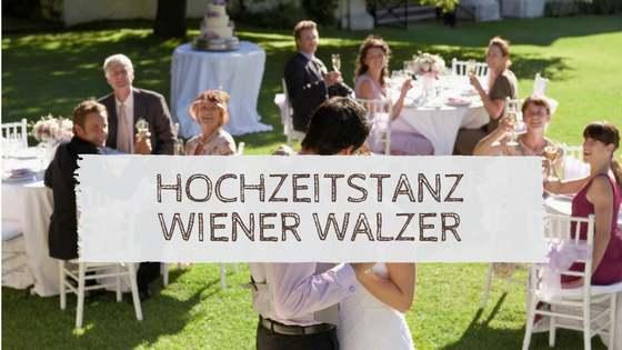 Hochzeitstanz Wiener Walzer